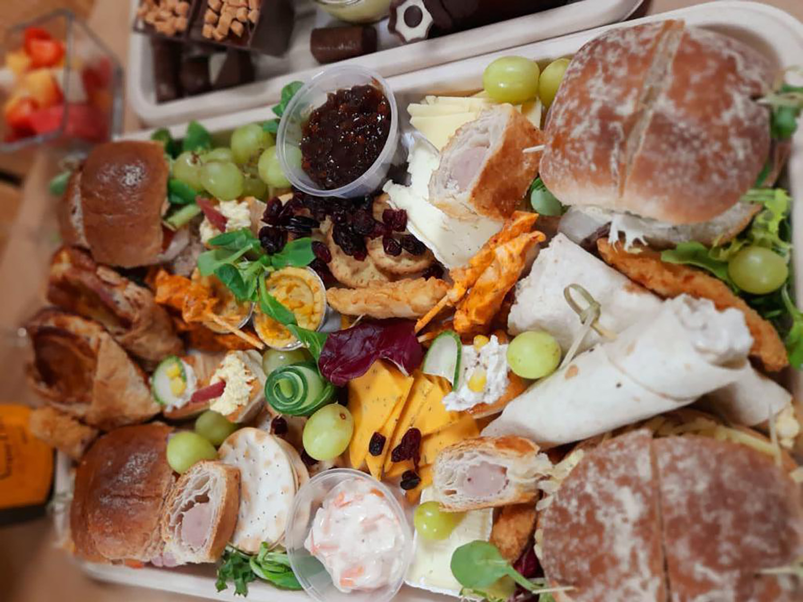Traditional Platters