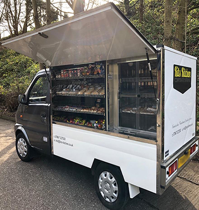 Sandwich Van Catering for your business